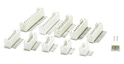 JST PH Right Angle Connector Pairs - 100 Pairs from PMD Way with free delivery worldwide