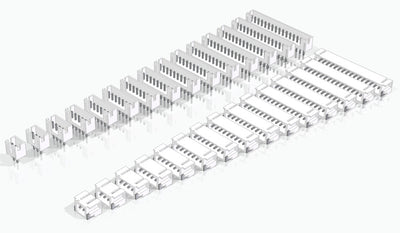 JST PH Vertical Connector Pairs - 100 Pairs from PMD Way with free delivery worldwide