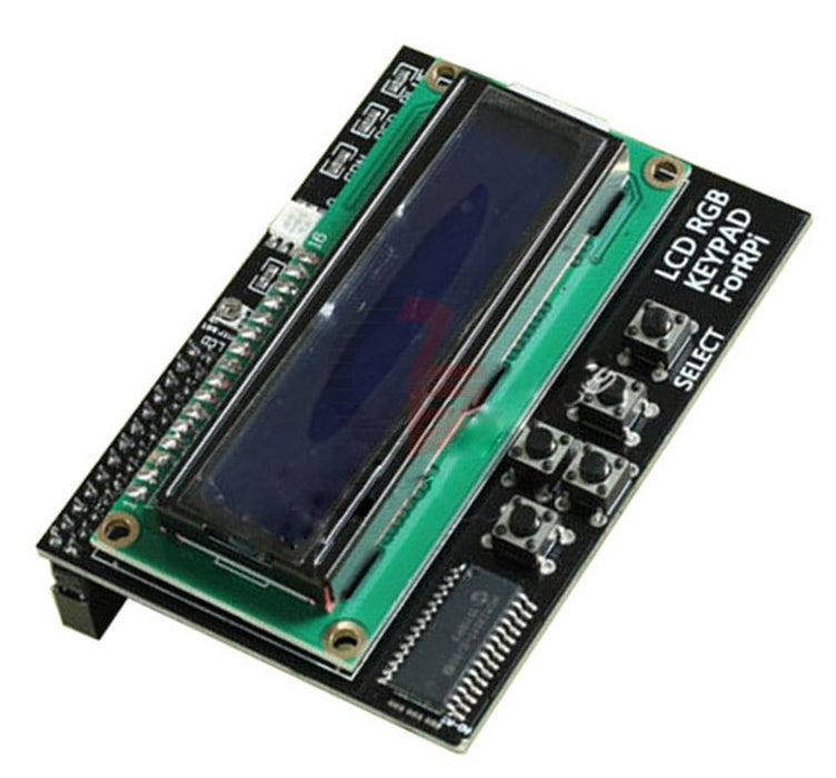 16x2 Character LCD Board for Raspberry Pi from PMD Way with free delivery worldwide