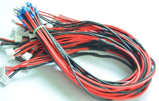4 Pin 5V Power Cable for LED Matrix Displays - 10 Pack from PMD Way with free delivery worldwide