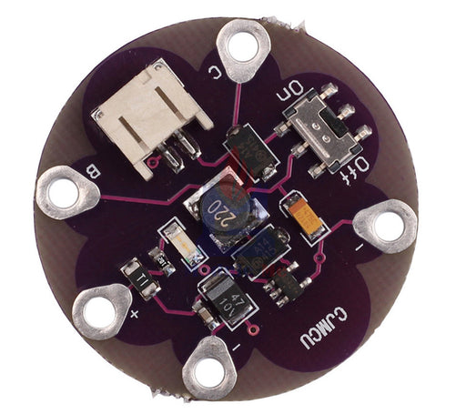 LiPo Battery Boost Board for LilyPad from PMD Way with free delivery worldwide