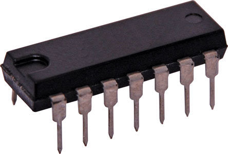 LM324 Low Power Quad Op-Amp ICs in packs of 100 from PMD Way with free delivery worldwide