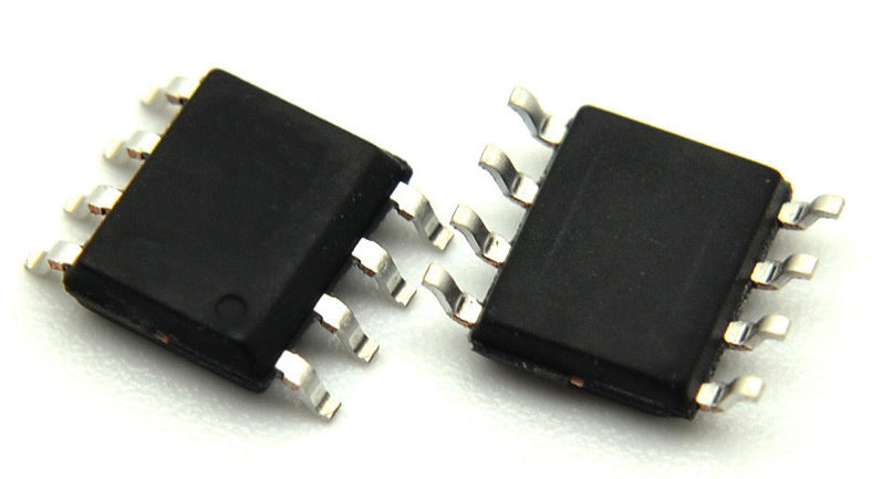 LM386 Audio Power Amplifier SMD SOP8 ICs in packs of twenty from PMD Way with free delivery worldwide