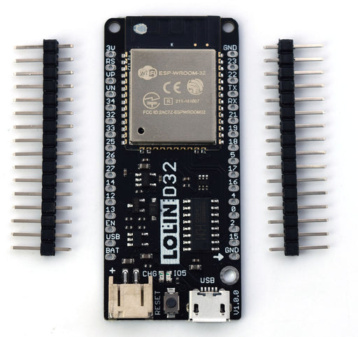 LoLin D32 - ESP32 Development Board for microPython and Arduino from PMD Way with free delivey worldwide
