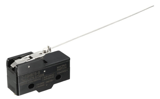 Long Wire SPDT Screw Terminal Micro Switches in packs of five from PMD Way with free delivery worldwide