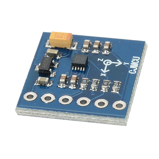 MAG3110 Triple Axis Magnetometer Breakout Board from PMD Way with free delivery worldwide