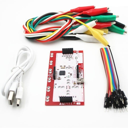 Makey Makey compatible Deluxe Kit from PMD Way with free delivery worldwide
