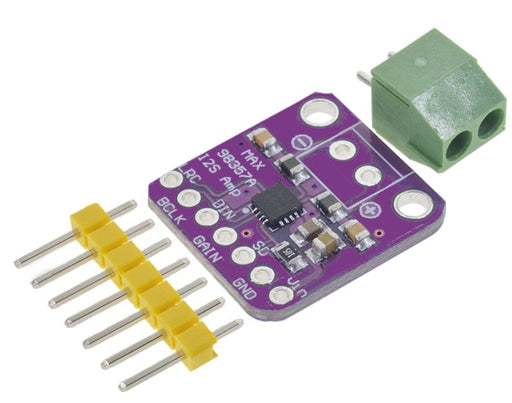 MAX98357 I2S 3W Class D Amplifier Breakout for Raspberry Pi and more from PMD Way with free delivery worldwide
