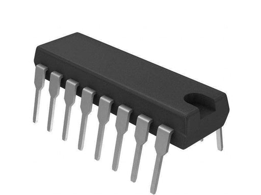 MC14553 3 Digit BCD Counter ICs in packs of ten from PMD Way with free delivery, worldwide