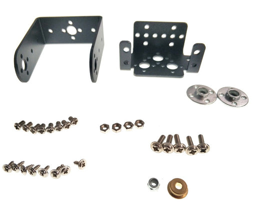 2DOF Pan Tilt Kit for MG995 Servos from PMD Way with free delivery worldwide