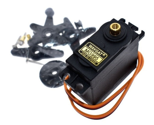 MG995 Metal Gear 13kg Servo from PMD Way with free delivery worldwide