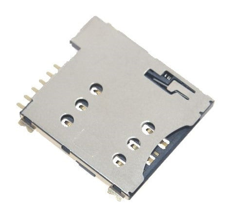 PCB Mount Micro SIM Holder - 10 Pack from PMD Way with free delivery worldwide