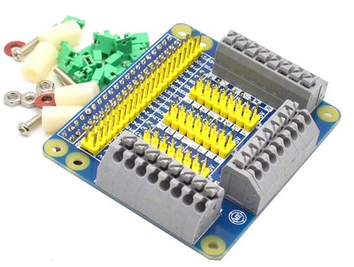 GPIO Multifunction Expansion HAT for Raspberry Pi from PMD Way with free delivery worldwide