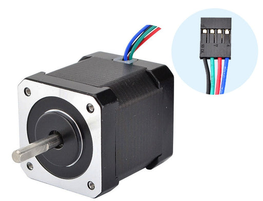 Nema 17 86.3 oz/in Stepper Motor from PMD Way with free delivery worldwide