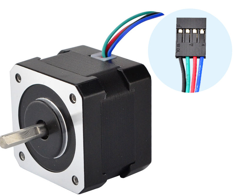 Nema 17 36.8oz/in Stepper Motor from PMD Way with free delivery worldwide