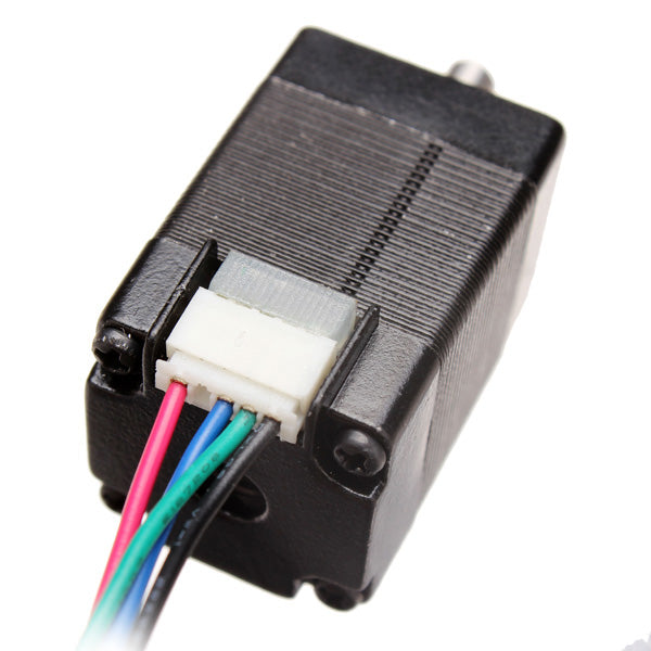 NEMA 8 Size Mini Stepper Motor - 200 Steps - 20 x 30mm from PMD Way with free delivery worldwide