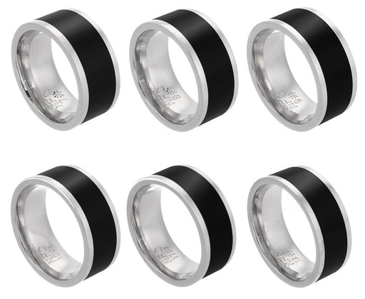 Titanium Steel RFID NFC Smart Ring - Various Sizes from PMD Way with free delivery worldwide