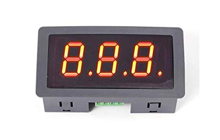 Serial LED Numerical Displays - RS485 RS232 TTL from PMD Way with free delivery worldwide