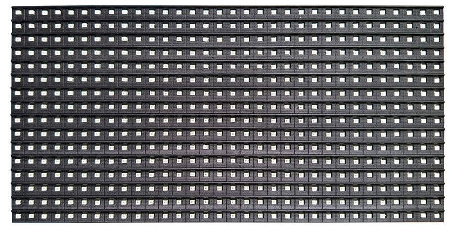 P10 LED Matrix Display - White from PMD Way with free delivery worldwide
