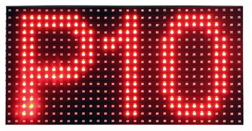 P10 LED Matrix Display - Red from PMD Way with free delivery worldwide