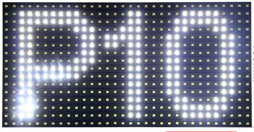 Monochrome LED Display Boards from PMD Way