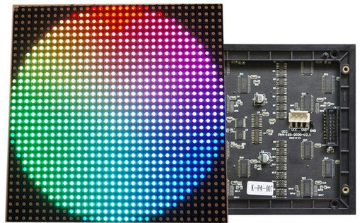 P4 Indoor 32 x 32 RGB LED Matrix Panel from PMD Way with free delivery worldwide