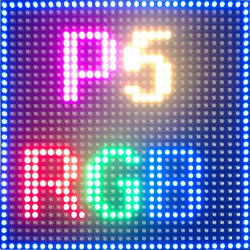 P5 Indoor 32 x 32 RGB LED Matrix Panel from PMD Way with free delivery worldwide