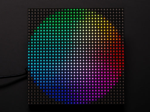 P6 Indoor 32 x 32 RGB LED Matrix Panel from PMD Way with free delivery worldwide