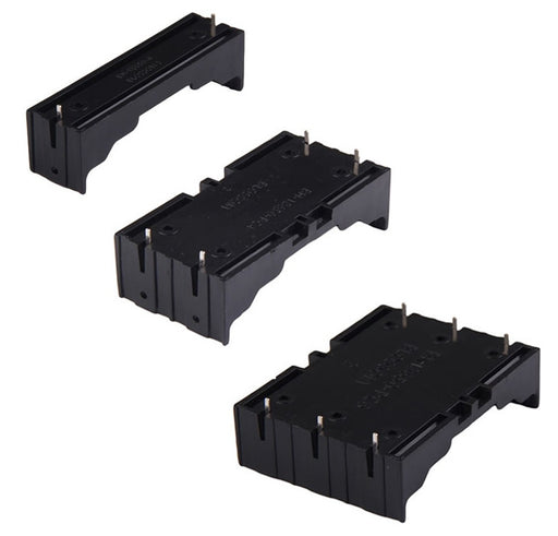 PCB Mount 18650 Battery Holder - Various Sizes from PMD Way with free delivery worldwide