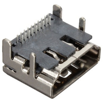 PCB mount HDMI Socket - 10 Pack from PMD Way with free delivery worldwide