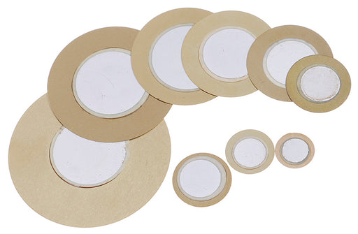 Piezo Ceramic Disc Elements from PMD Way with free delivery worldwide