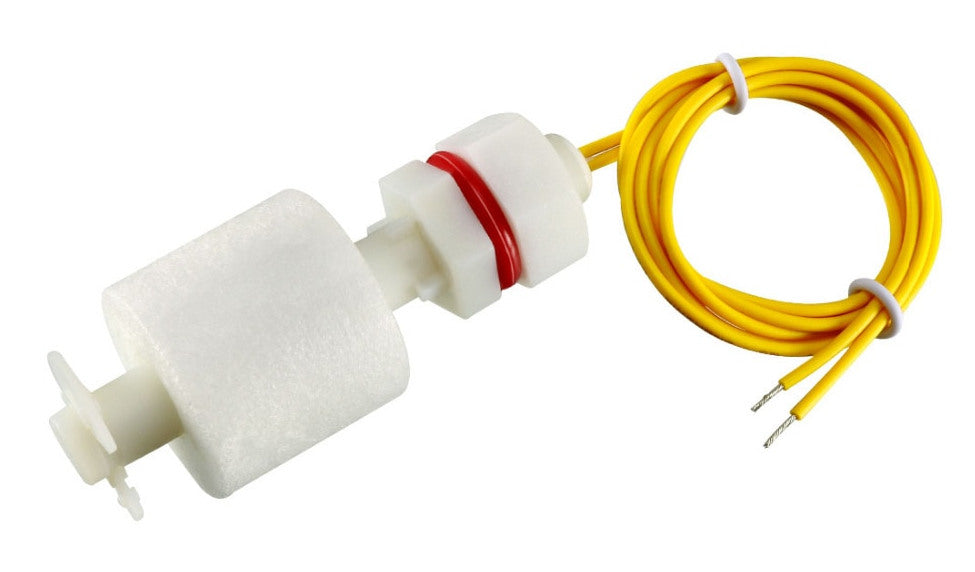 Plastic Vertical Float Switches in packs of five from PMD Way with free delivery worldwide