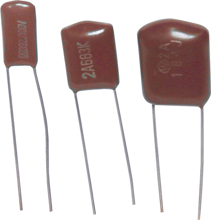 Order your Polyester Capacitors from PMD Way with free delivery worldwide