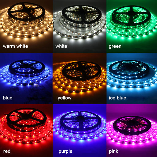 Portable battery-powered LED Strip from PMD Way with free delivery worldwide