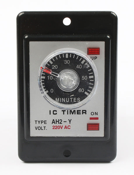 Panel Mount Power On Delay Timer Relay - 60s or 60m from PMD Way with free delivery worldwide