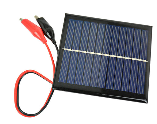 Prewired 5.5V 180mA Solar Panel from PMD Way with free delivery worldwide
