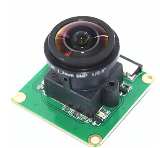 Raspberry Pi Camera - 5MP - Fisheye Lens from PMD Way with free delivery worldwide