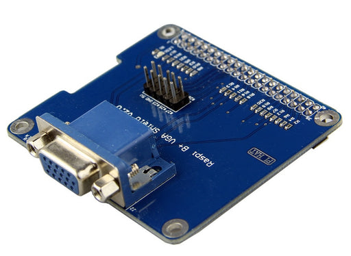 VGA Adapter Board for Raspberry Pi from PMD Way with free delivery worldwide
