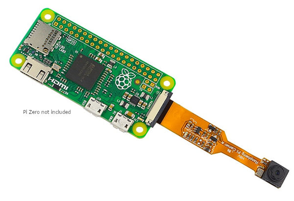 Zero Spy Camera for Raspberry Pi Zero from PMD Way with free delivery worldwide