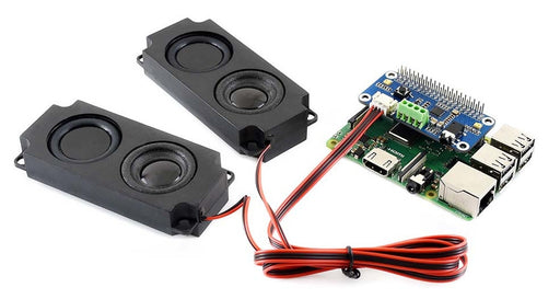 Hi Fi Record and Playback Sound Card HAT for Raspberry Pi from PMD Way with free delivery worldwide