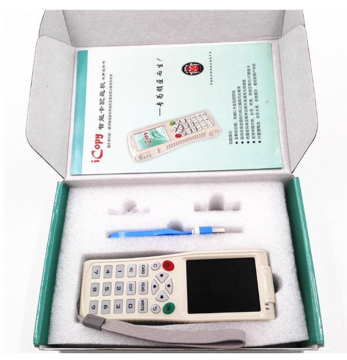 Full Handheld NFC RFID Copier Reader Writer Unit from PMD Way with free delivery worldwide