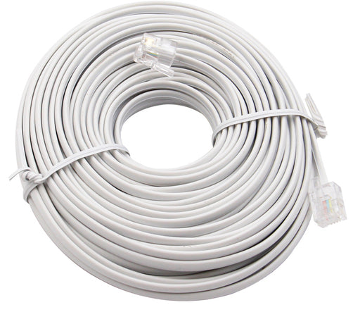 RJ11 6P4C Telephone Cables from PMD Way with free delivery worldwide
