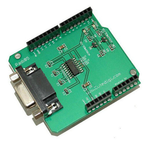 Great value RS232 Shield for Arduino from PMD Way with free delivery, worldwide