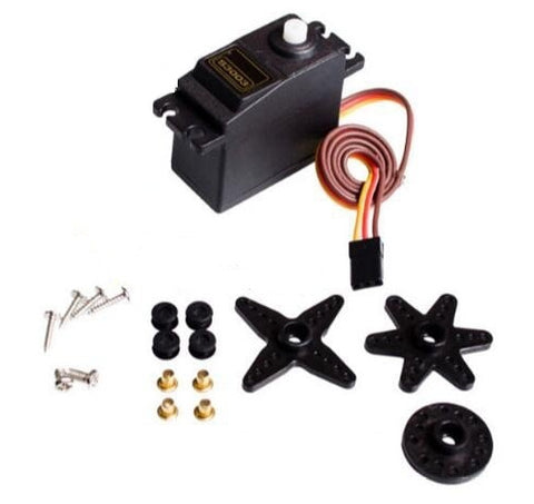 Standard S3003 Servo for Remote Control Vehicles from PMD Way with free delivery worldwide