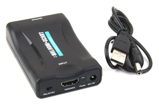 Useful SCART to HDMI Video Adaptor from PMD Way with free delivery worldwide