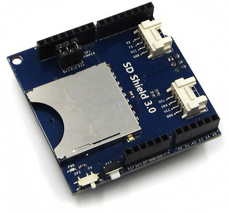 Useful SD and microSD TF Card Shield for Arduino from PMD Way with free delivery, worldwide