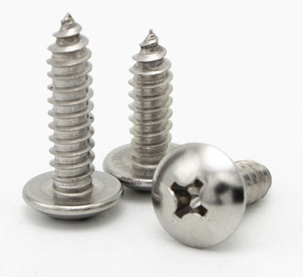 M4.2 M4.8 M6.3 Stainless Steel Self Tapping Screws from PMD Way with free delivery worldwide