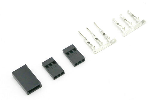 Servo Female and Male Connector Sets - 20 Pairs from PMD Way with free delivery worldwide