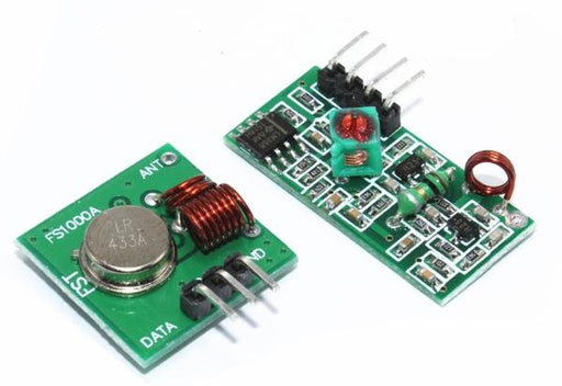 Short Range RF Data Link Kits - 433MHz - 10 Sets from PMD Way with free delivery worldwide