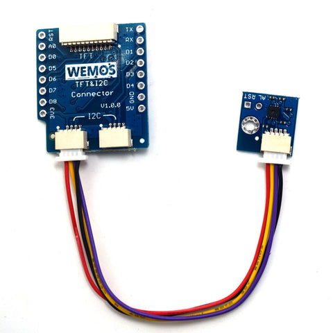 SHT30 Humidity and Temperature Shield for WeMos LoLin D1 Mini from PMD Way with free delivery worldwide